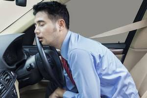 San Jose personal injury attorney, drowsy driving