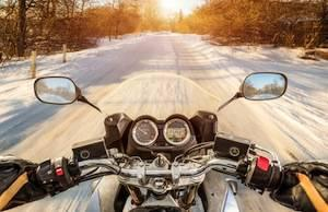 winter motorcycle safety, San Jose motorcycle accident attorney