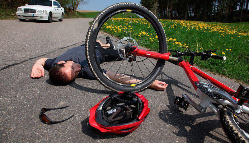 Image result for bicycle accident